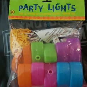 Other - NWT indoor party lights